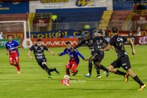 Deportivo Pasto vence a Once Caldas merecidamente (2-3)