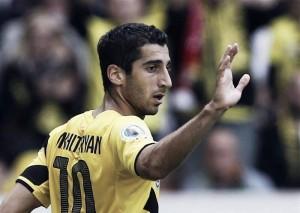 Mkhitaryan verlässt Dortmund in Richtung Manchester
