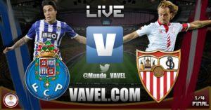 Oporto vs Sevilla en vivo y en directo online