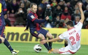 Barcelona - Sevilla: la cara y la cruz de la liga