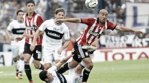 Gimnasia a la Sudamericana 2017