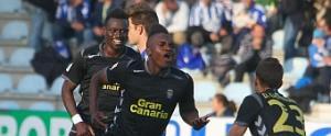 Thievy da la victoria a Las Palmas en el último suspiro