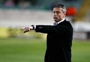 """Fran Escribá: """"El equipo está creciendo con mucho trabajo y esfuerzo"""""""