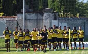 Udinese - La squadra inizia a prendere forma