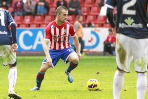 Cristian Bustos, nuevo jugador bermellón