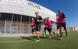 La intensidad, clave para el Granada CF de Paco Jémez