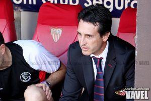 """Emery: """"El punto es lo justo"""""""