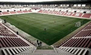 UD Logroñés - Caudal Deportivo: tres puntos necesarios