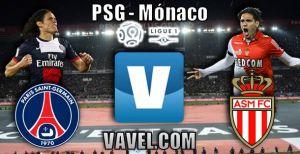 PSG vs Mónaco en vivo y en directo online