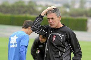 Alcaraz prepara su reencuentro con el Granada