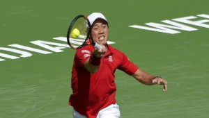 ATP Indian Wells: Kei Nishikori Capitalizes On Break Chances In Comfortable Victory