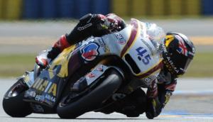 Redding, poleman en el Gran Premio de Italia