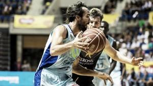 El Iberostar Tenerife pierde en el reencuentro con su afición