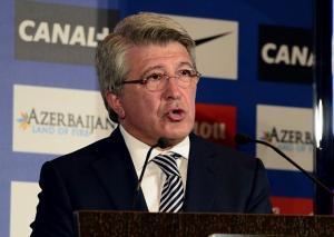 Atlético Madrid : Le président Cerezo dément la rumeur Cazorla
