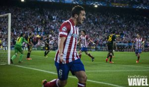 El Atlético de Madrid toma la medida al Barcelona