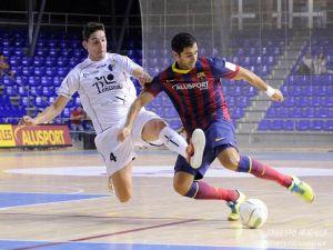 Peñíscola - FC Barcelona: David contra Goliath