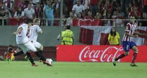 El Sevilla no puede con el Atlético en el debut liguero