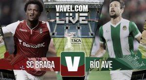 Resultado Sporting Braga vs Rio Ave en la Taça de Portugal 2015 (3-0)