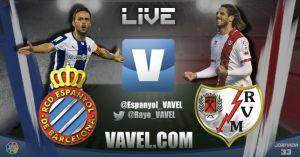RCD Espanyol vs Rayo Vallecano en vivo y en directo online