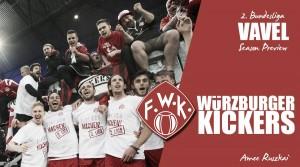 Würzburger Kickers - 2. Bundesliga 2016-17 season preview: Will der Rothosen's momentum be enough to keep their fairytale going?