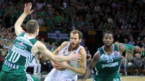Zalgiris Kaunas - Real Madrid: visita a Kaunas con el primer puesto en juego