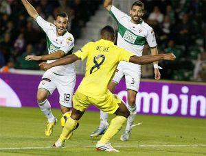 Villarreal - Elche: la Copa no se tira