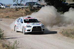 Xevi Pons gana en el Rally de Riolobos y consigue el pleno en el Nacional de Tierra