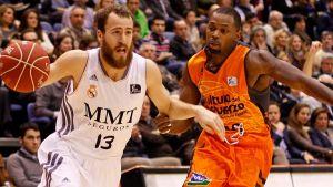 Real Madrid Baloncesto - Valencia Basket, Liga Endesa en directo y en vivo online