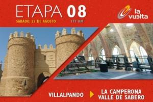 Resultado etapa 8 de la Vuelta a España 2016: Lagutin vence, Quintana líder y Contador convence