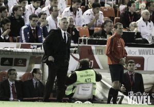 Carlo Ancelotti, invicto ante el Bayern en Champions League
