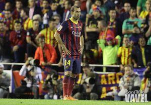 "Mascherano: ""No podemos ovidar que somos jugadores de fútbol"""