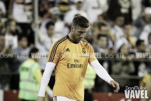 """Sergio Ramos: """"Les dimos oportunidad de igualarnos y al final se nos han ido"""""""