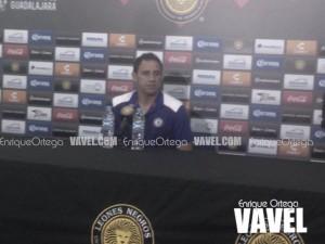 Considera Martín Salcedo que Cruz Azul va en aumento