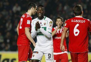 Sevilla - Elche: el Pizjuán acoge dos equipos de celebración