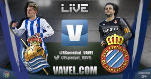 Real Sociedad vs Espanyol en vivo y en directo online