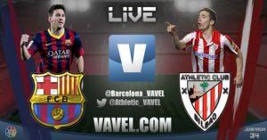 Live Liga BBVA : le match FC Barcelone - Athletic Bilbao en direct