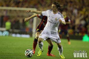Luka Modric renueva con el Real Madrid hasta 2018