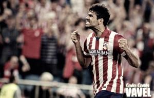 """Diego Costa: """"El Atlético es mi casa y aquí estoy"""""""
