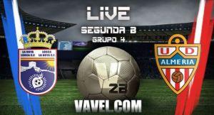 La Hoya Lorca - Almería B en directo online