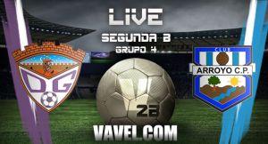 Guadalajara - Arroyo en directo online