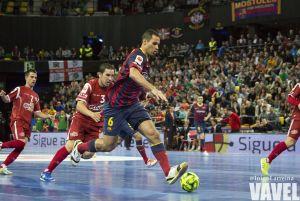Fernandao lleva la Copa del Rey a Barcelona