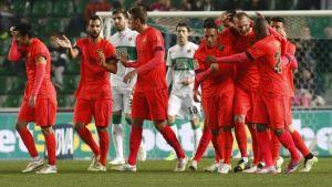 Elche C.F. - F.C. Barcelona: puntuaciones del Elche, vuelta de octavos de final de la Copa del Rey