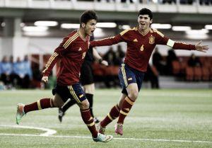 Convocatoria de España Sub-17 para un amistoso en Canarias