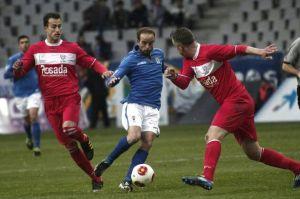El Oviedo se deja empatar ante el Marino de Luanco