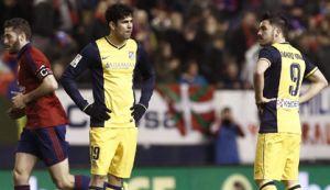 L'Atlético Madrid crolla e il Real è leader solitario in Liga