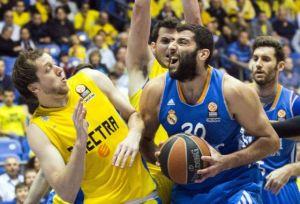 Real Madrid - Maccabi Electra: histórica final con la novena de fondo