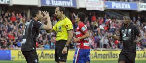 Álvarez Izquierdo dirigirá el Granada CF-Levante