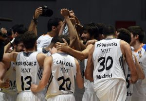 El Madrid se mete en la Final Four a base de calidad