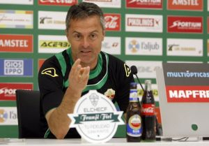 "Fran Escribá: ""No me cambiaría por ningún equipo con menos puntos que yo"""