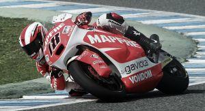 Nico Terol no correrá en Jerez
